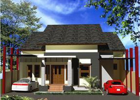 Desain Rumah Minimalis 1 Lantai (1)
