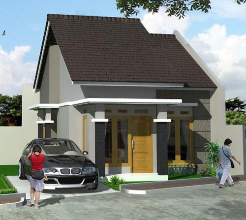 Desain Rumah Minimalis 1 Lantai (11)
