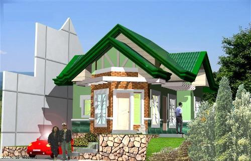 Desain Rumah Minimalis 1 Lantai (13)