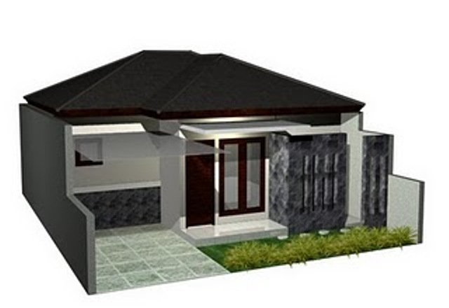Desain Rumah Minimalis 1 Lantai (3)