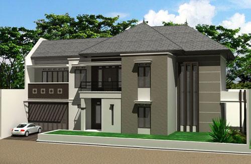 Desain Rumah Minimalis 1 Lantai (5)