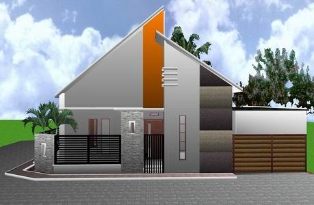 Desain Rumah Minimalis 1 Lantai (7)