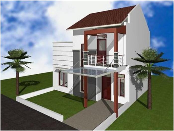 Desain Rumah Minimalis 2 Lantai (1)