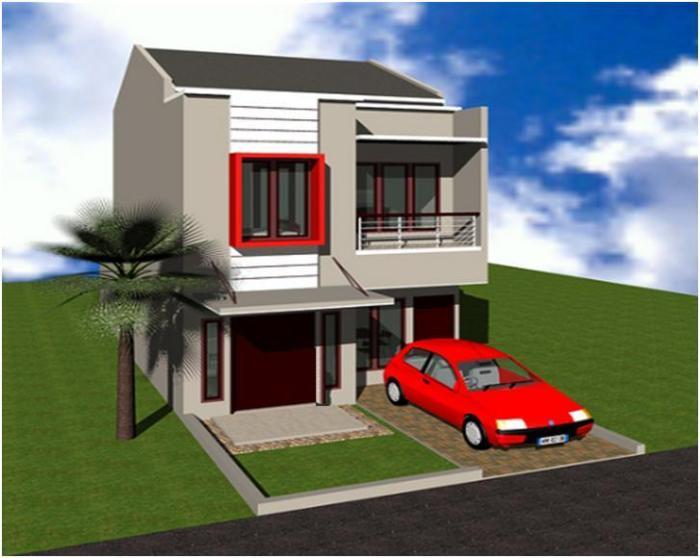 Desain Rumah Minimalis 2 Lantai (13)