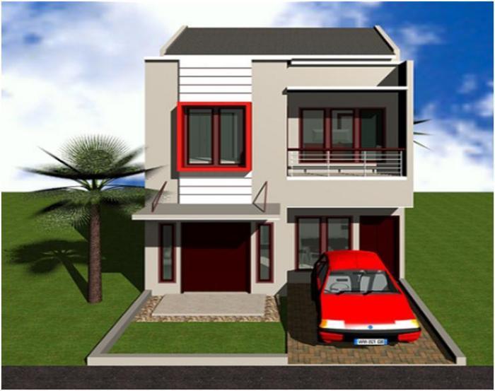Desain Rumah Minimalis 2 Lantai (14)