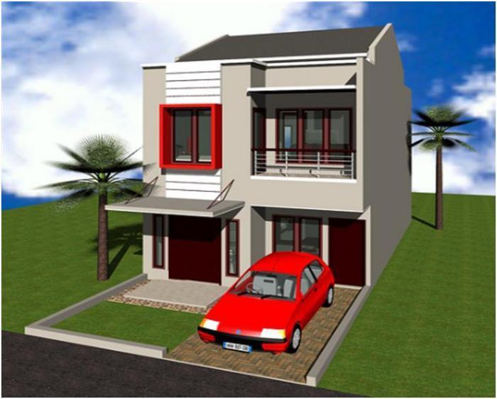 Desain Rumah Minimalis 2 Lantai (15)