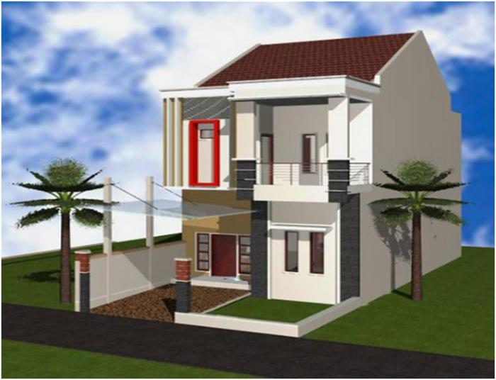 Desain Rumah Minimalis 2 Lantai (3)