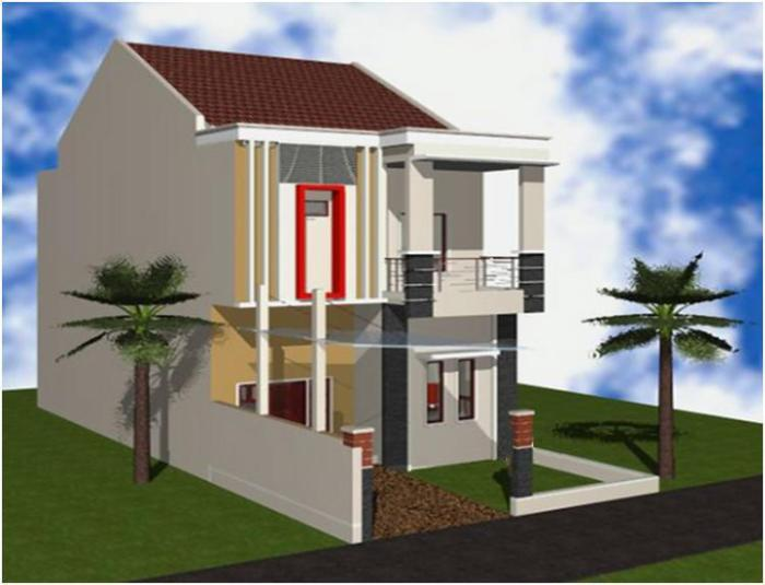 Desain Rumah Minimalis 2 Lantai (4)