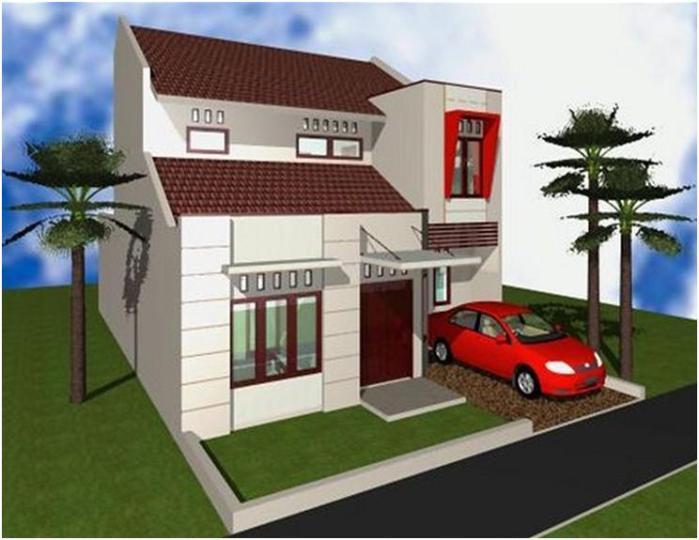 Desain Rumah Minimalis 2 Lantai (5)