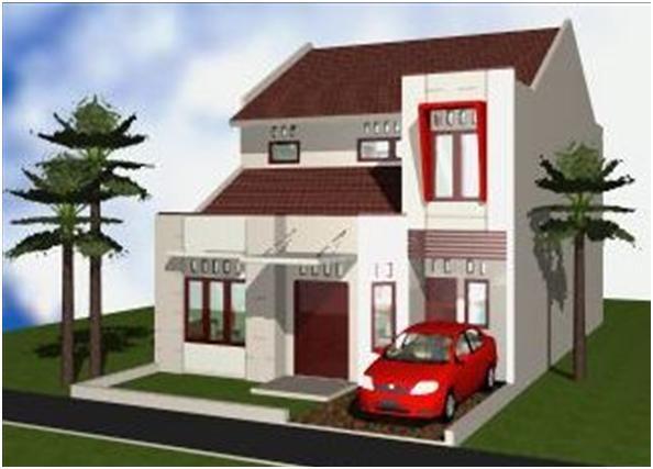 Desain Rumah Minimalis 2 Lantai (6)