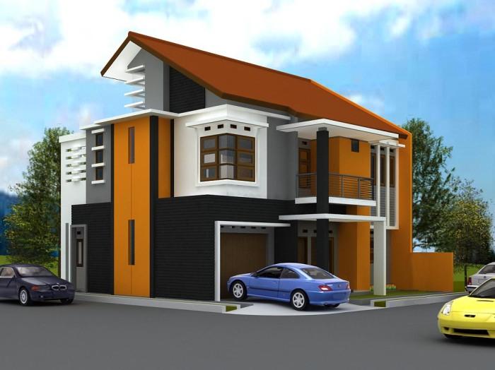 Gambar Rumah Minimalis Satu Lantai 1