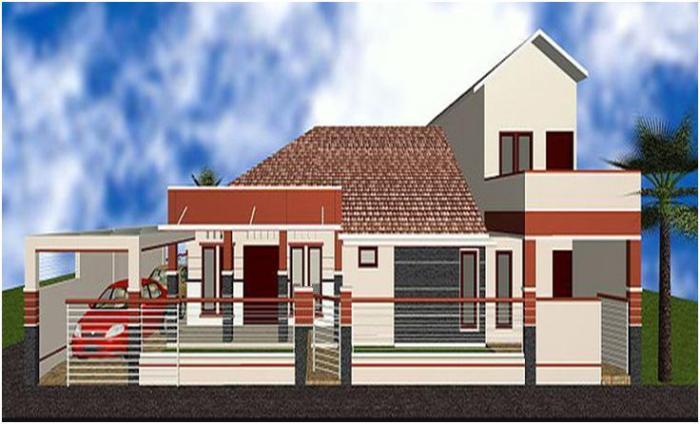 Gambar Rumah Minimalis Satu Lantai 14