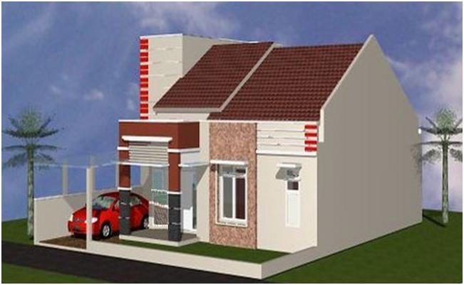 Gambar Rumah Minimalis Satu Lantai 7