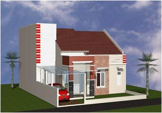 Gambar Rumah Minimalis Satu Lantai 8