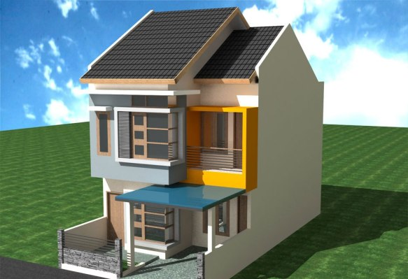Gambar Rumah Minimalis Sederhana (10)