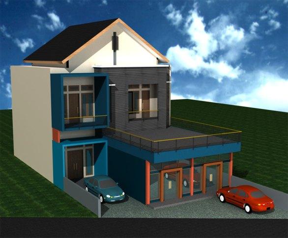 Gambar Rumah Minimalis Sederhana (11)