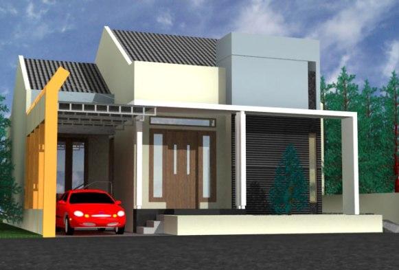 Gambar Rumah Minimalis Sederhana (12)