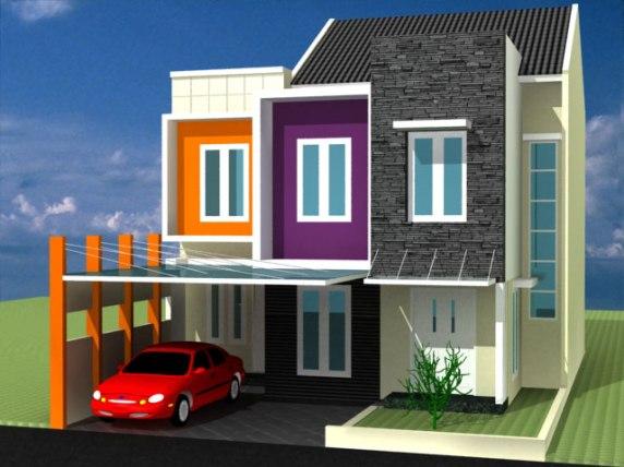 Gambar Rumah Minimalis Sederhana (14)