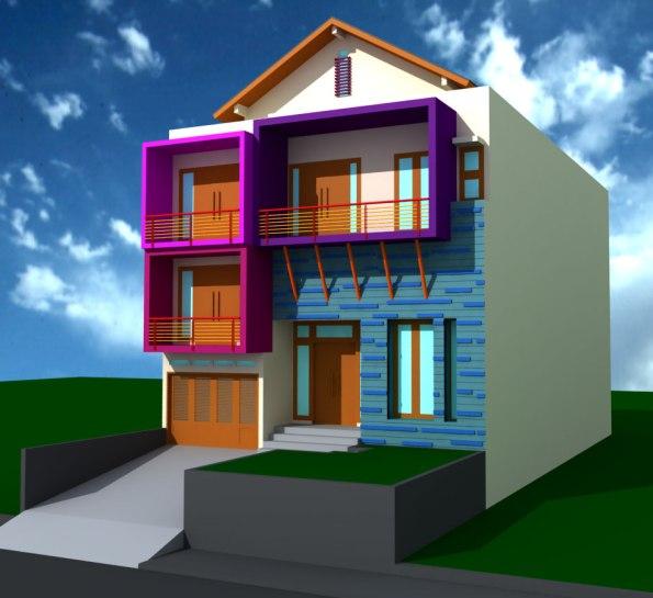 Gambar Rumah Minimalis Sederhana (2)