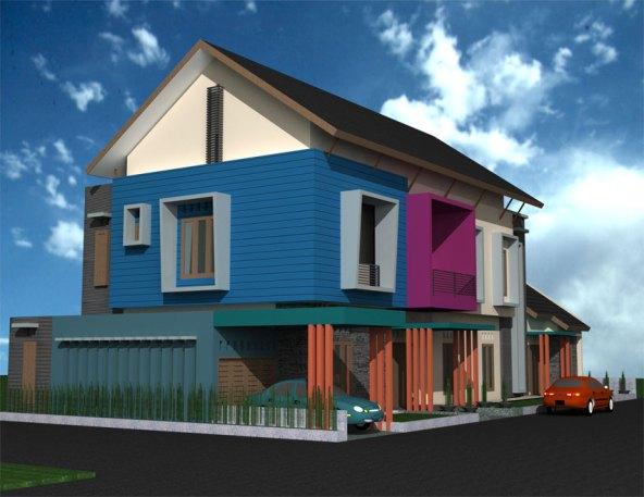 Gambar Rumah Minimalis Sederhana (5)