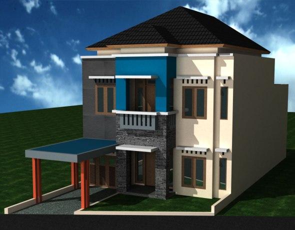 Gambar Rumah Minimalis Sederhana (7)
