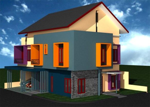 Gambar Rumah Minimalis Sederhana (8)