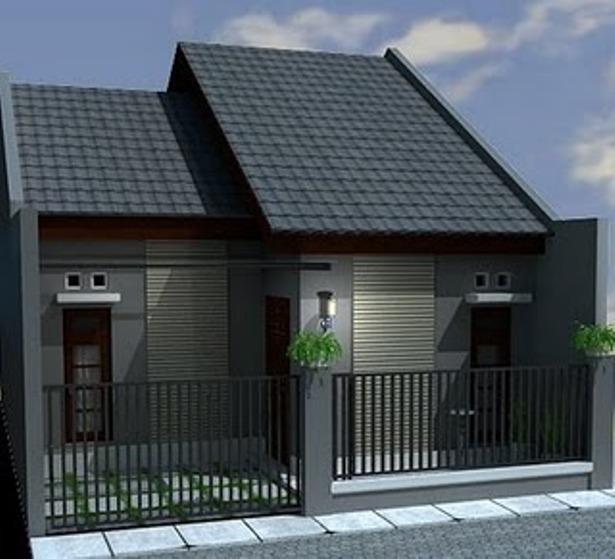 Model Rumah Minimalis Sederhana (12)