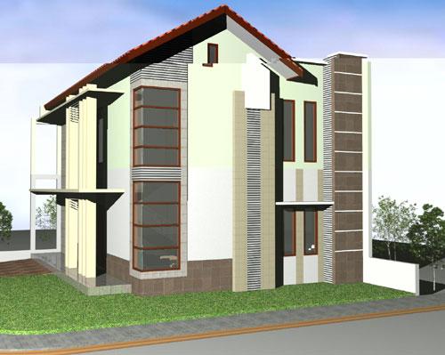 Model Rumah Minimalis Sederhana (13)