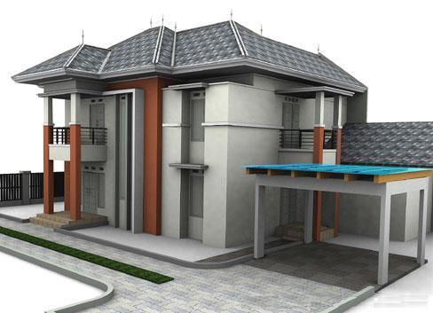 Model Rumah Minimalis Sederhana (14)