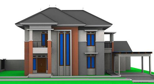 Model Rumah Minimalis Sederhana (15)