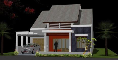 Model Rumah Minimalis Sederhana (2)