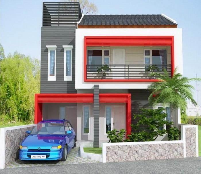 Model Rumah Minimalis Sederhana (5)