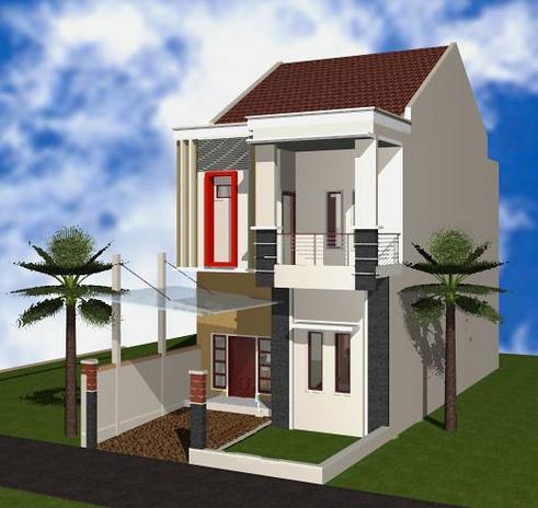 Model Rumah Minimalis Sederhana (6)
