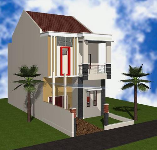 Model Rumah Minimalis Sederhana (7)
