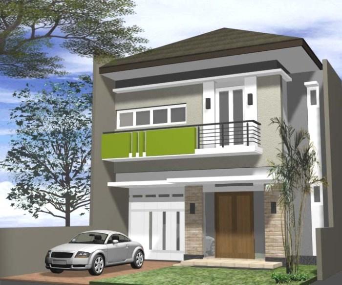 Model Rumah Minimalis Sederhana (8)