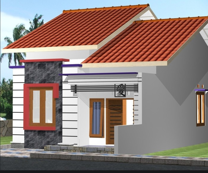 Model Rumah Minimalis Type 36 - 10