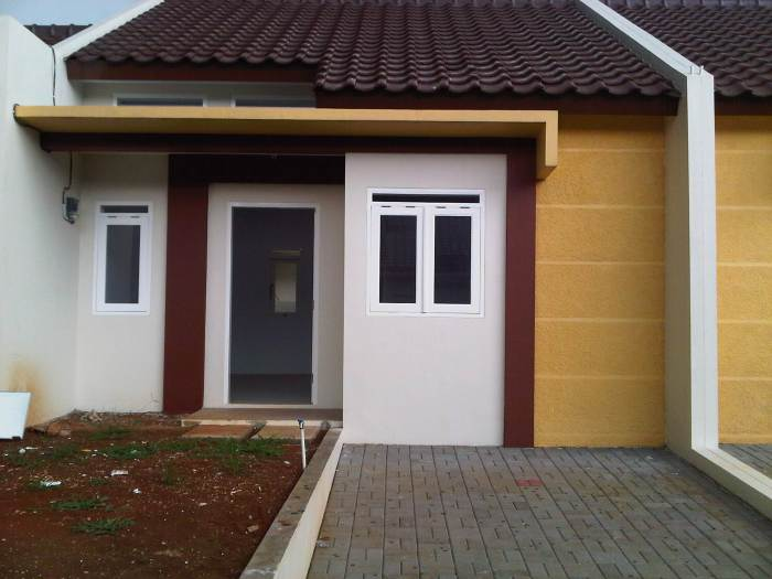 Model Rumah Minimalis Type 36 - 11