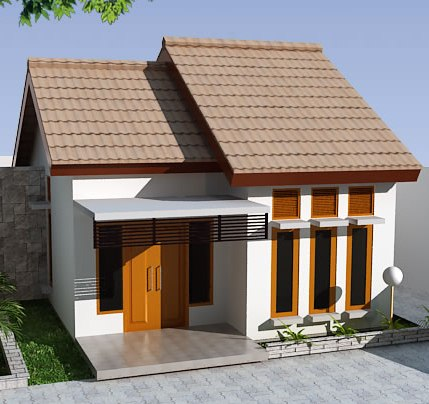 Model Rumah Minimalis Type 36 -13