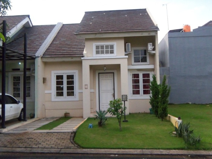 Model Rumah Minimalis Type 36 - 8